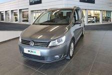 Volkswagen Touran 1.6 TDI 105 FAP BlueMotion Cup 2014 occasion Barentin 76360