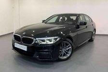 BMW Série 5 520d 190 ch BVA8 M Sport 2020 occasion Saint-Thibault-des-Vignes 77400