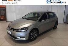 Volkswagen Golf 1.6 TDI 115 FAP BVM5 IQ.DRIVE 2020 occasion Cessy 01170