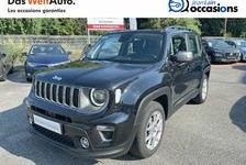 Jeep Renegade 1.6 l MultiJet 120 ch BVM6 Limited 2018 occasion Crolles 38920