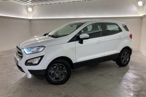 Ecosport EcoSport 1.0 EcoBoost 100ch S&S BVM6 Trend 2019 occasion 34970 Lattes