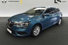 Renault Megane IV Estate Mégane IV Estate Blue dCi 115 Zen 2019 occasion Mantes-la-Ville 78711