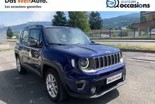 Renegade 1.3 GSE T4 150 ch BVR6 Limited 2019 occasion 74700 Sallanches