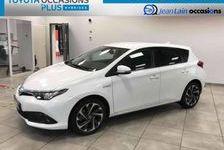 Toyota Auris Hybride 136h Design 2018 occasion Bellegarde-sur-Valserine 01200