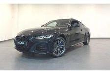 BMW Série 4 Coupé M440d xDrive 340 ch BVA8 2021 occasion Saint-Thibault-des-Vignes 77400