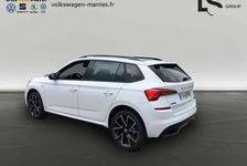 Kamiq 1.5 TSI 150 ch DSG7 Monte-Carlo 2020 occasion 78200 Mantes-la-Jolie