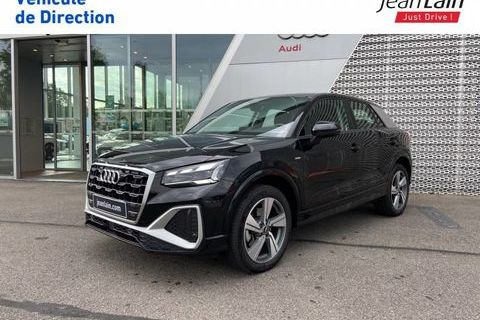 Audi Q2 35 TDI 150 S tronic 7 Advanced 2021 occasion Ville-la-Grand 74100