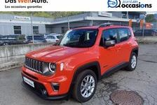 Jeep Renegade 1.6 l MultiJet 120 ch BVM6 Limited 2020 occasion Sallanches 74700
