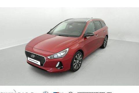 Hyundai i30 SW 1.6 CRDi 136 BVM6 Creative 2018 occasion Chennevières-sur-Marne 94430