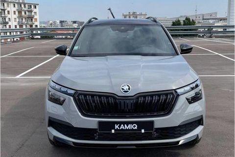 Kamiq 1.5 TSI 150 ch DSG7 Monte-Carlo 2021 occasion 95310 Saint-Ouen-l'Aumône