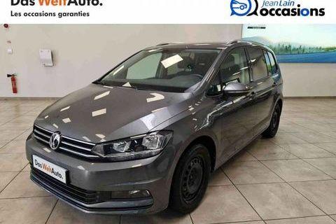 Volkswagen Touran 1.6 TDI 115 BMT 7pl Connect 2018 occasion Seyssinet-Pariset 38170