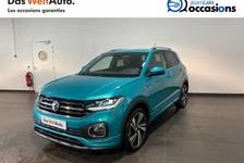 Volkswagen T-Cross 1.0 TSI 115 Start/Stop DSG7 R-Line 2019 occasion Seynod 74600