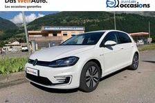 Volkswagen E-Golf 136 Electrique 2019 occasion Sallanches 74700
