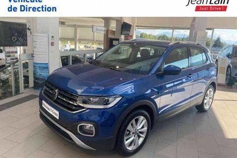 Volkswagen T-Cross 1.0 TSI 115 Start/Stop DSG7 R-Line 2021 occasion Grésy-sur-Aix 73100