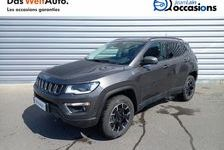 Jeep Compass 1.3 GSE T4 240 ch PHEV AT6 4xe eAWD Trailhawk 2020 occasion Sallanches 74700