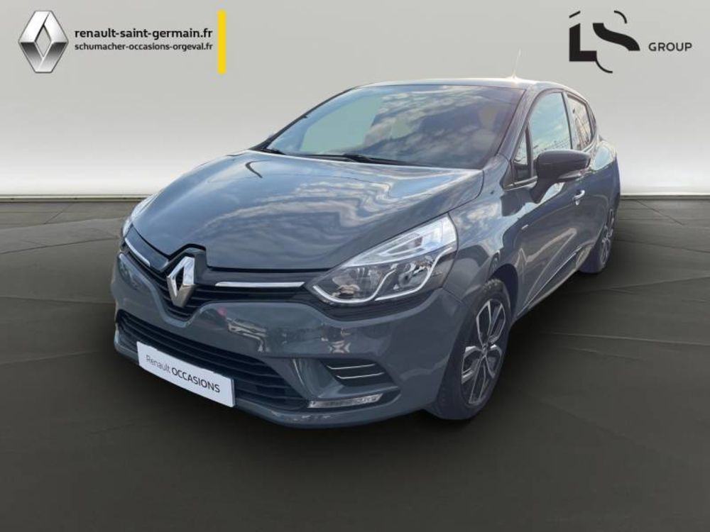 Clio IV Clio TCe 90 Limited 2018 occasion 78630 Orgeval