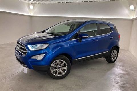 Ford Ecosport EcoSport 1.0 EcoBoost 125ch S&S BVM6 Titanium Business 2019 occasion Lattes 34970