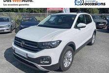 Volkswagen T-Cross 1.0 TSI 110 Start/Stop DSG7 TYPE ADVANCE 2021 occasion Crolles 38920