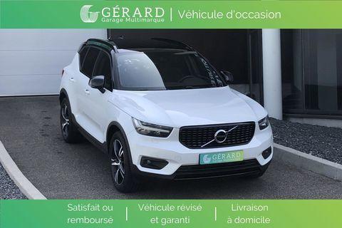 Volvo XC40 D4 AWD ADBLUE 190 R-DESIGN GEARTRONIC 8 2018 occasion Phalsbourg 57370