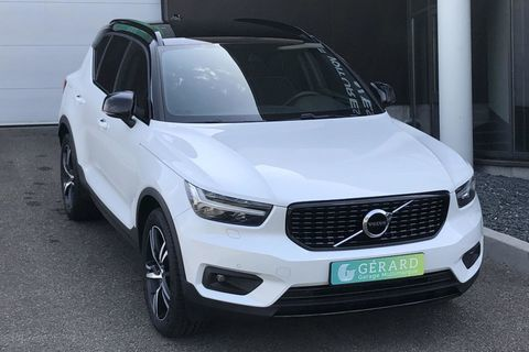 XC40 D4 AWD ADBLUE 190 R-DESIGN GEARTRONIC 8 2018 occasion 57370 Phalsbourg
