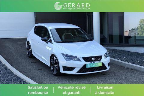 Seat Leon III 2.0 TSI 290 CUPRA 2016 occasion Phalsbourg 57370