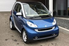Smart ForTwo Smart Coupe CDi 45 BV Softouch Passion 2008 occasion Phalsbourg 57370