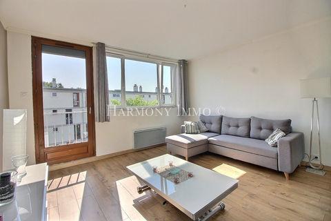 Appartement 3 pièces de 56.09 m2 Dernier étage Antony Parc Heller 245000 Antony (92160)