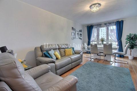 Appartement 4 pièces 3 chambres 74m2 Antony Pajeaud 260000 Antony (92160)