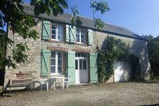 Belle maison de campagne avec plus de 1.5 hectares de terrain proche de Barenton. 82500 Saint-Cyr-du-Bailleul (50720)