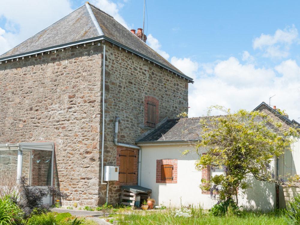 Vente Maison Maison de deux chambres avec jardin à la lisière du village Oisseau