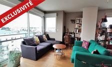 Appartement 50 m² double balcon proximité quartier Bourg L'Evêque 249000 Rennes (35000)