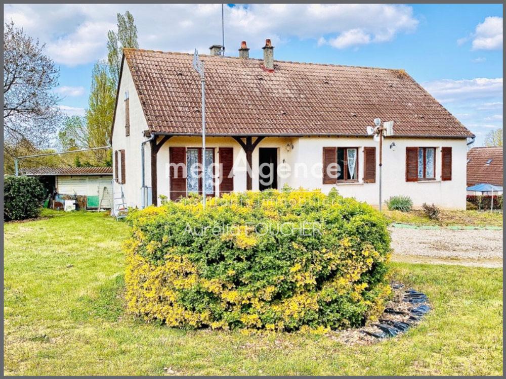Vente Maison Maison de village T4 Saint-julien-sur-cher