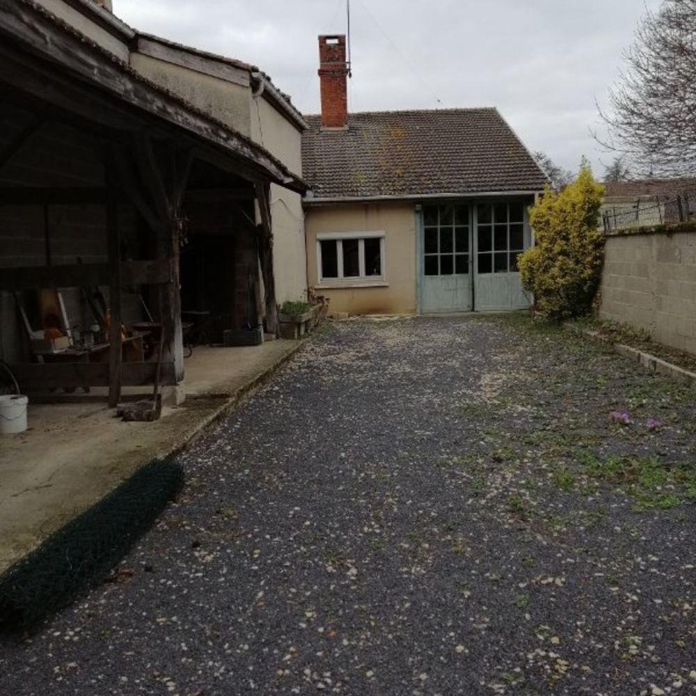 Vente Maison Maison 2/3 chambres Vitry-le-francois