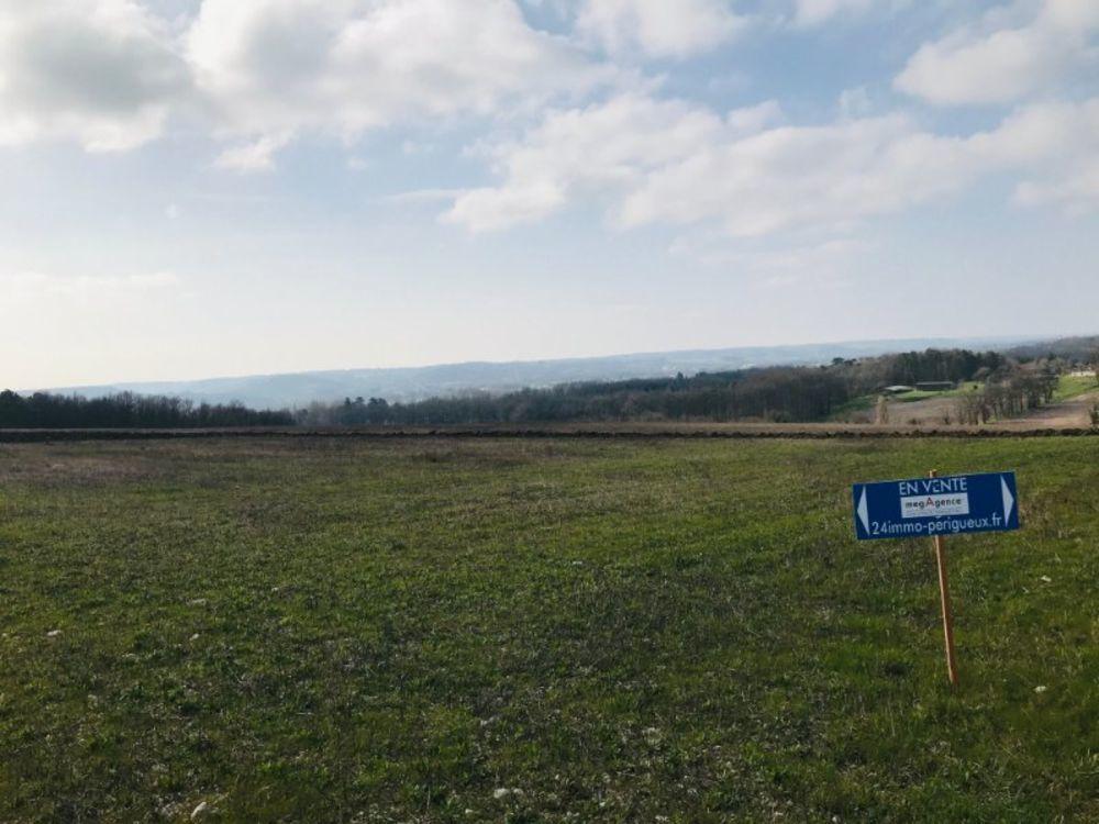 Vente Terrain Terrain à bâtir de 2482m2 Leguillac-de-l'auche