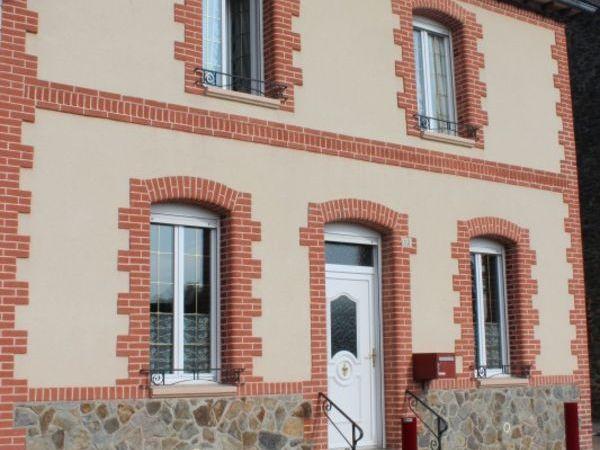 annonce vente maison saint aubin des landes 35500 92 m 141 000 992737018034. Black Bedroom Furniture Sets. Home Design Ideas