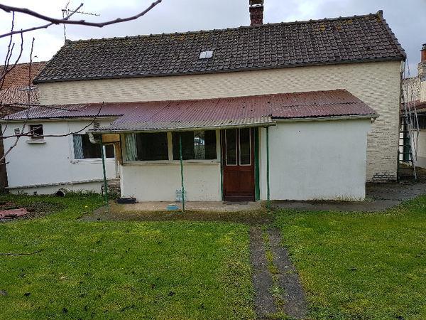Annonce Vente Maison Louvrechy 80250 63 M 95 400