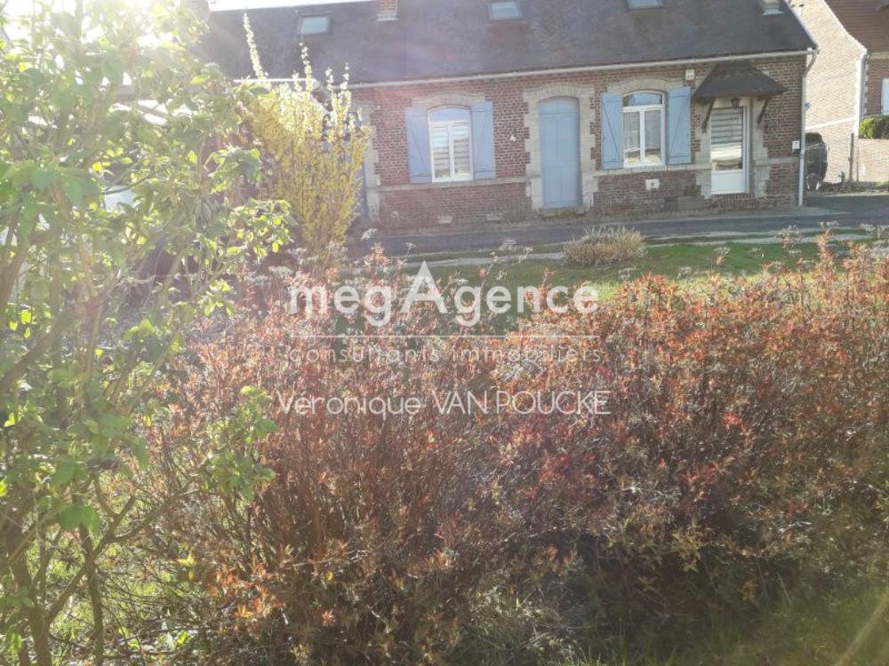 Vente Maison MAISON DE TYPE FERMETTE A VENDRE 10 MN DE RIBECOURT - 1/2 HEURE DE COMPIEGNE (60) OISE Compiegne