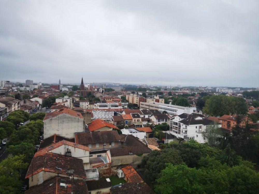 Vente Appartement Toulouse ,coeur des Minimes appartement T3 avec Balcon et vue dégagée Toulouse