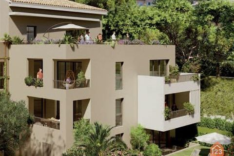 Vente Appartement Villeneuve-lès-Avignon (30400)