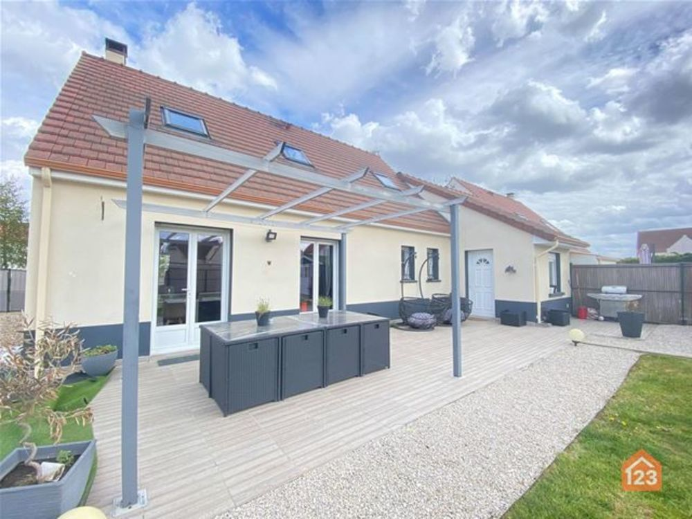 Vente Maison Maison - 101m2 - Laon Laon