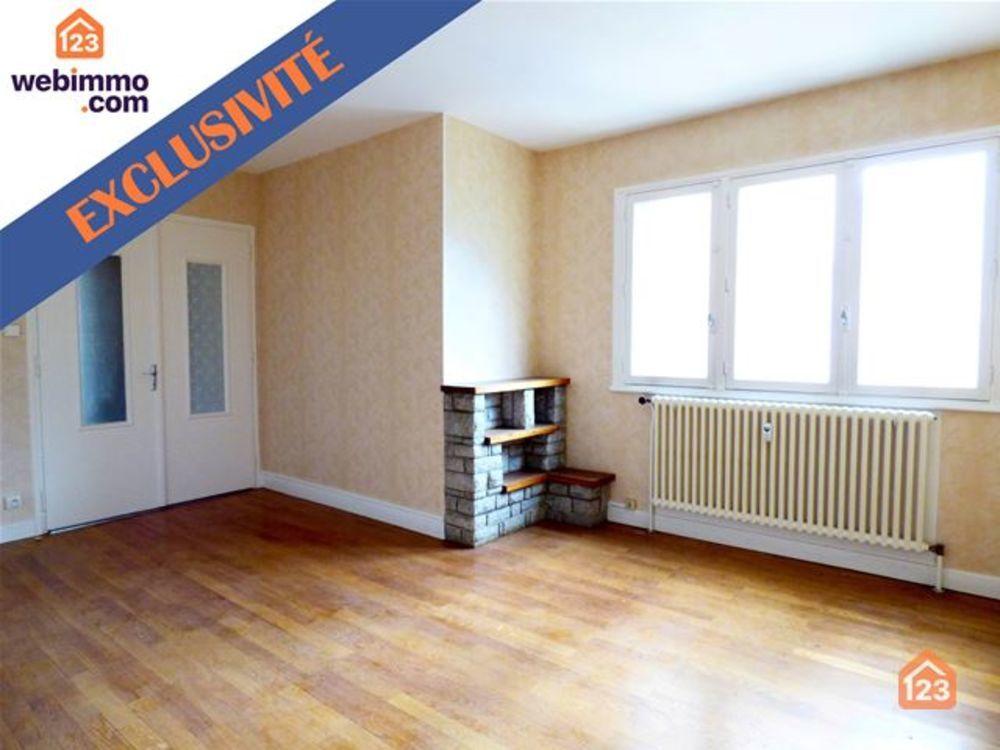 Vente Appartement Appartement - 95m2 - Ugine Ugine