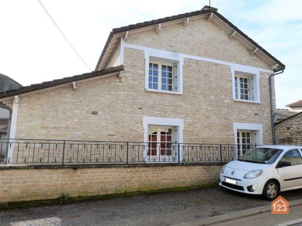 Vente Maison Maison - 145m2 - Neuville-de-Poitou Neuville-de-poitou