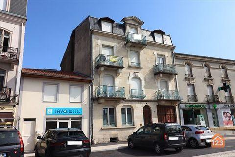 Appartement - 82m2 - VERDUN 115000 Verdun (55100)