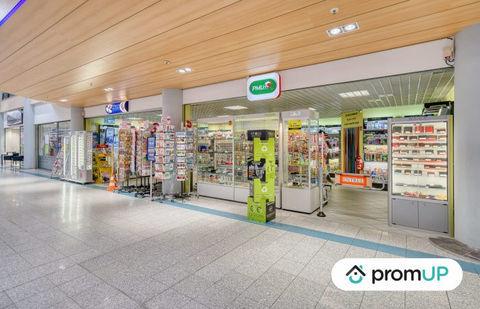 Fonds de commerce Presse-FDJ-PMU de 84 m² dans la zone commerci 249000 88190 Golbey