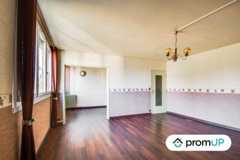 Appartement T4 de 79 m2 à Nevers 55000 Nevers (58000)