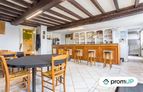 Bar/Restaurant + appartement T6 situé à Montamy. 55000 14260 Montamy