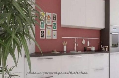 Appartement à vendre Saint-Martin-d'Hères,Saint-Martin-d'Hère 125000 Saint-Martin-d'Hères (38400)