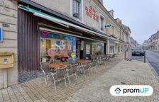 Fonds de commerce bar PMU 190 m² - 49150 Baugé-en-Anjou 83000 49150 Baugé