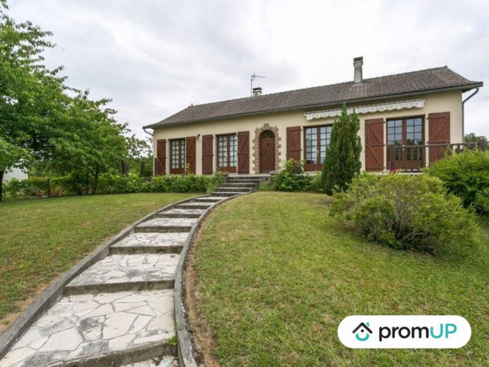 Vente Maison Maison individuelle de 127 m². Availles-limouzine