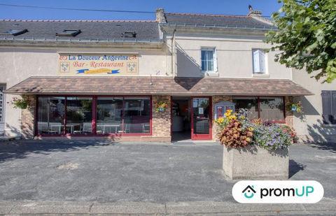 A découvrir un restaurant et son logement à Louresse-Rochemeni 153000 49700 Louresse-rochemenier